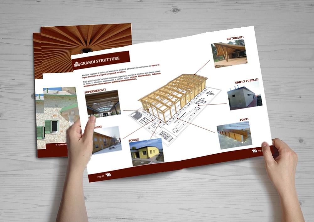 realizzazione brochure bergamo
