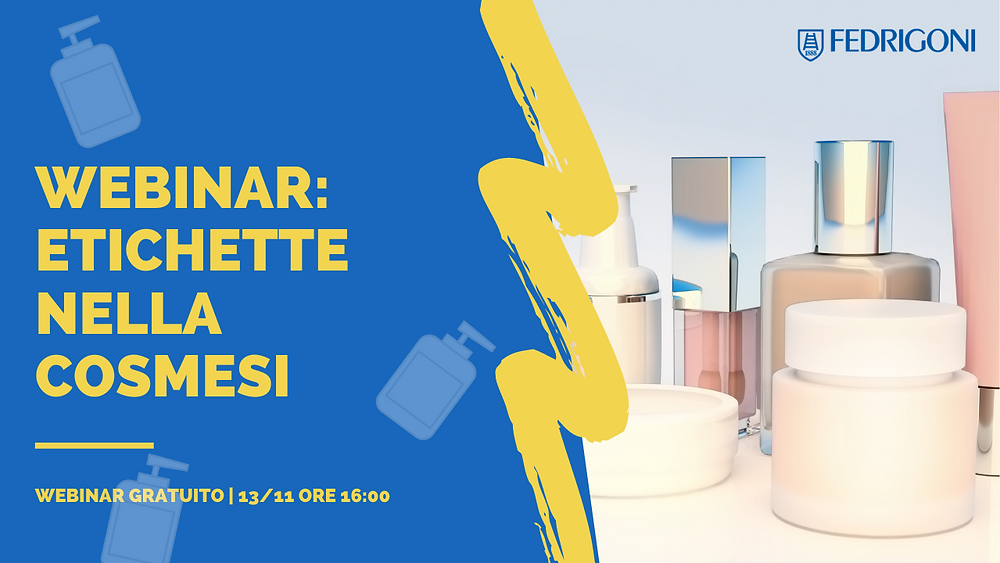 webinar packaging cosmesi 13 novembre 2020