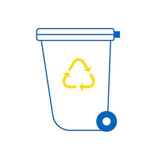 esempio di etichette ecologiche in materiale riciclabile fsc