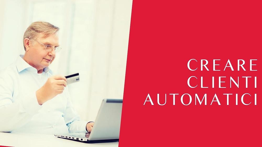 il cliente automatico, riassunto dei nove modelli di vendita in abbonamento