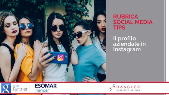 Come creare un profilo Instagram Business