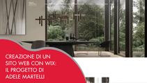 Creazione di un Sito Web con Wix: il progetto di Adele Martelli