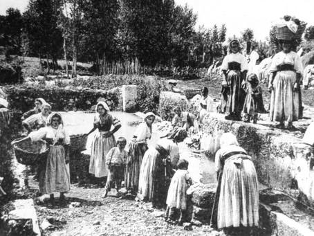La lavandaia - un antico mestiere ancora attuale