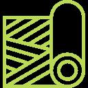 tipologie tessuti per tende cucina