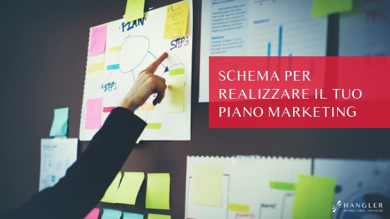 piano marketing esempio pratico