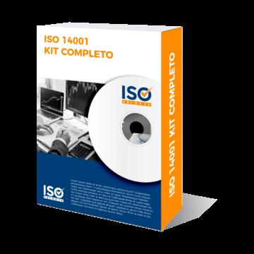 Kit Completo Iso 14001:2015