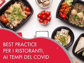 Best practice per i ristoranti, ai tempi del Covid