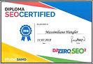 certifiazione agenzia web marketing