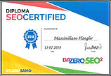 certifiazione agenzia web marketing