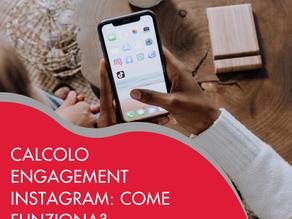 Calcolo engagement Instagram: come funziona?
