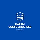 Blu Forma di Esagono Architettonico Logo.png