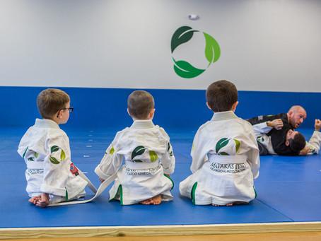 Why We Need Jiu Jitsu