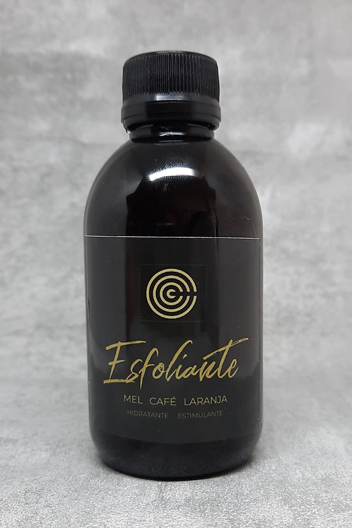 Esfoliante de Mel e Café