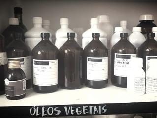 Óleos vegetais que amo - Parte 1