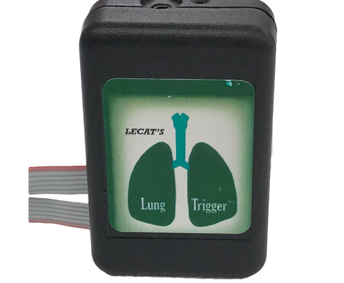 Lecat's Lung Trigger Simulation Stethoscope Accessory