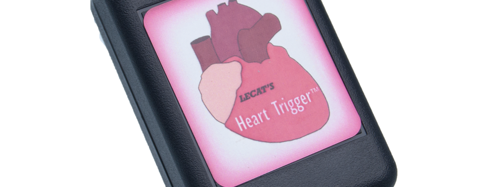 Lecat's Heart Trigger Simulation Stethoscope Accessory