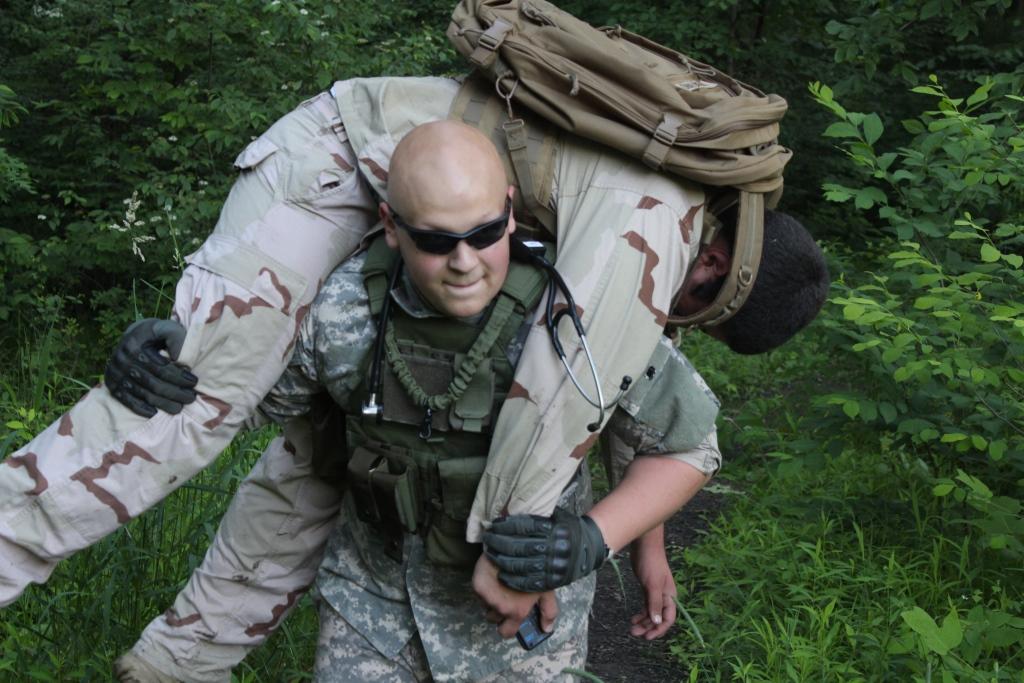 Military Training Stethoscope