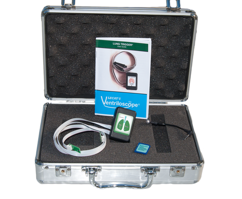 Lecat's Lung Trigger - Simulation Stethoscope Accessory