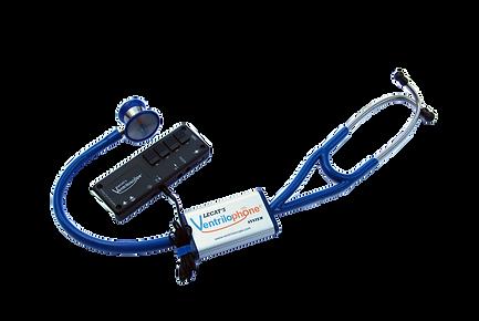 Lecat's Ventrilophone Simulation Stethoscope System