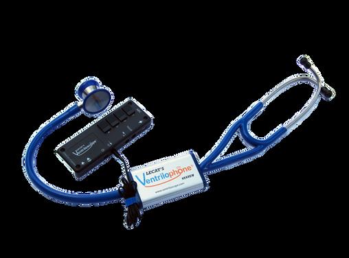 Lecat's Ventrilophone System - single unit