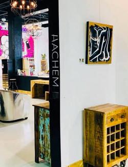 Goulet ArtFusion exposition Hachem