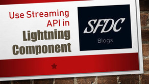 Use Streaming API in Lightning Component