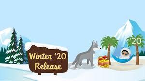 Top features of Winter 2020 release