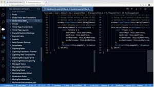 Salesforce New Development tool : Salesforce Code Builder