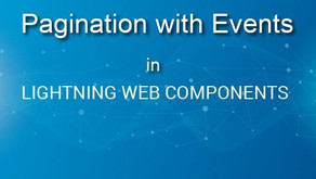 Pagination in Lightning Web Component with Component Event