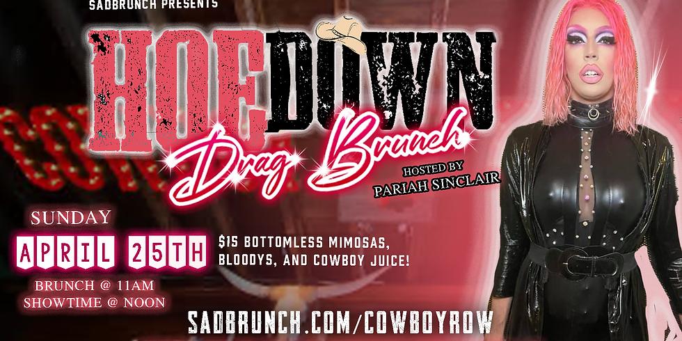 HoeDown Drag Brunch