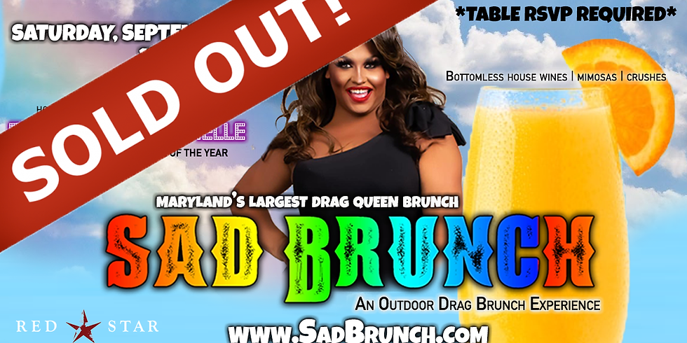 Saturday's are a Drag...Brunch