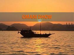 OMANI-DHOW