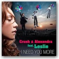 CRUSH & ALEXANDRA ft LESLIE I need you m