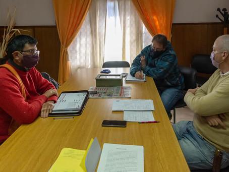 Reunión con Consultora S & D Ingenieros Asociados