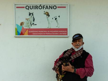 Quirófano municipal