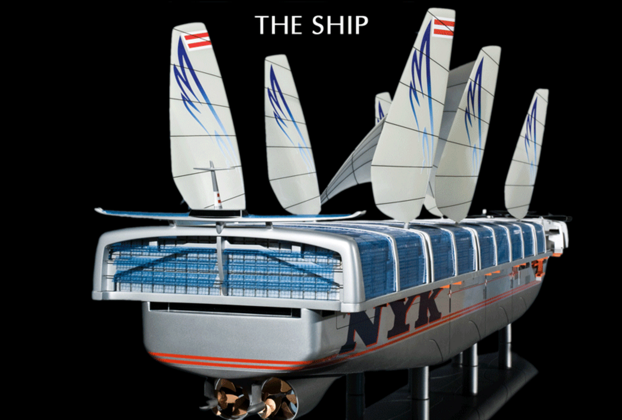 NYK SUPER ECO SHIP 2030