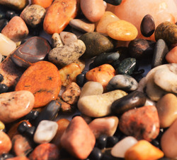 Pacific Northwest stones