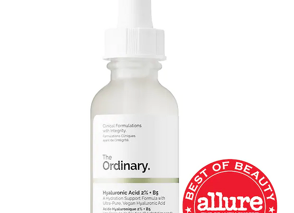 Hyaluronic Acid 2% +B5 - The Ordinary