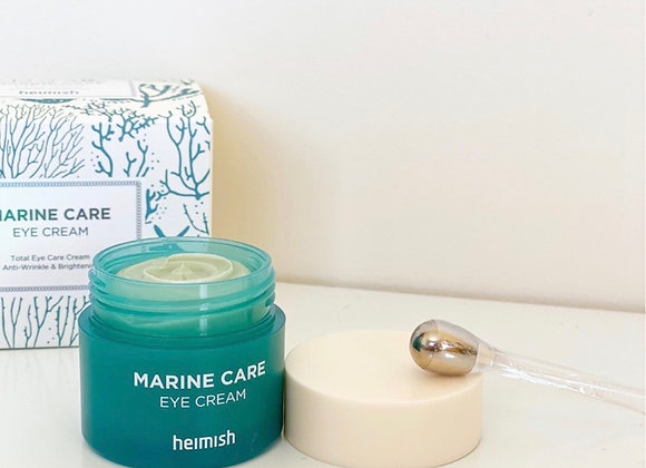 Marine Care Eye cream - Heimish (Contorno de ojos)