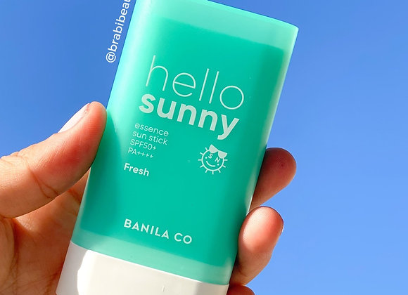 BANILA CO - Hello Sunny Essence Sun Stick SPF50+ PA++++ FRESH