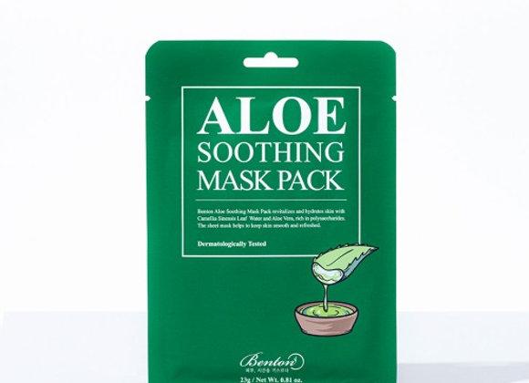 Benton- Aloe Soothing Mask Pack