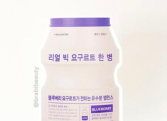 A'PIEU Real Big Yogurt One-Bottle Blueberry
