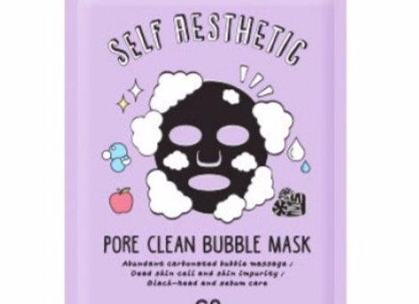 Pore Clean Bubble Mask
