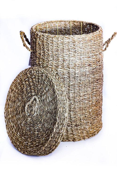 Round Laundry Basket Set of 2