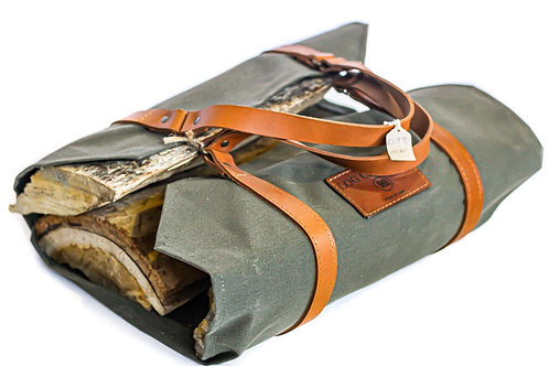 Fire Wood Carrier Bag