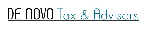 de novo tax & advisors 10 31 2019.png