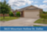 5615 Mountain Hollow Dr Dallas Top Dalla