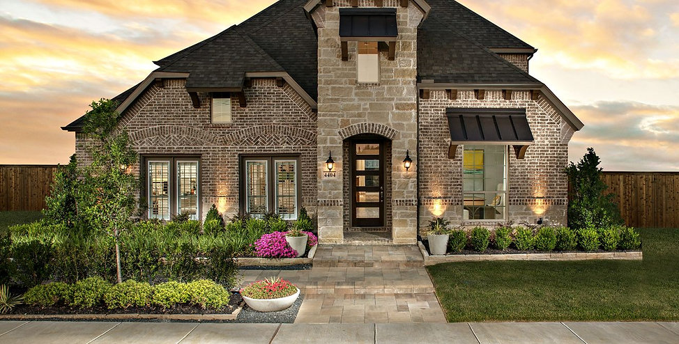 south haven coppell american legend home
