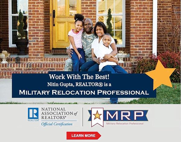 dallas military relocation professional