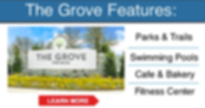 frisco master planned community The Grov